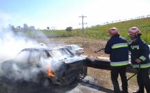 نکات طلایی در آتش سوزی خودرو